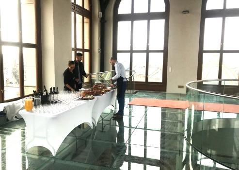 Catering Bistro Národní muzeum